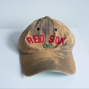 Vintage 90s Boston Red Sox ball cap hat